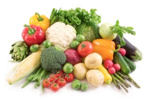 سبزیجات مورد استفاده در تغذیه عروس هلندی